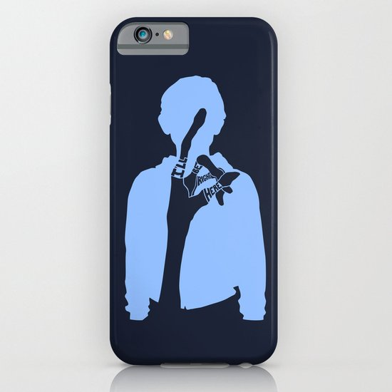 I'll Be Right Here -E.T. : The Extra-Terrestrial iPhone & iPod Case