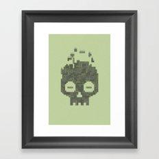 Dead Boy Framed Art Print