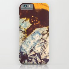Agate, Earth frozen in time iPhone 6s Slim Case