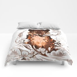 Blank space Comforters
