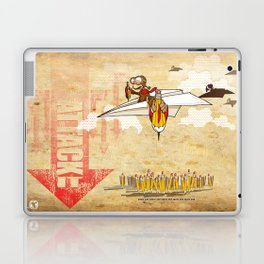 ATTACK IT Laptop & iPad Skin