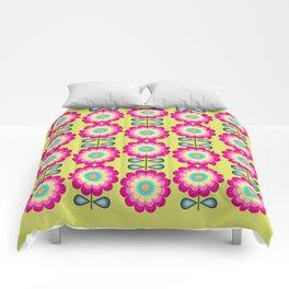 Flower 11 Comforters