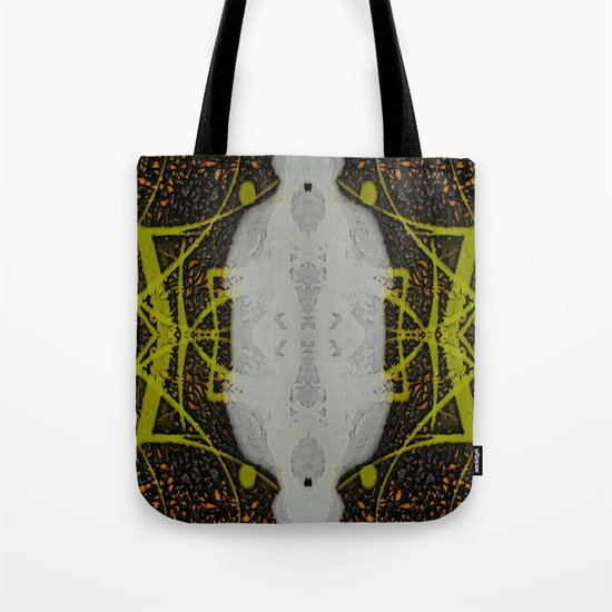 FX#88 - Etched  Tote Bag