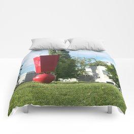 Exclamation! Comforters