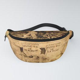 Cheerio, 10 In A Row Fanny Pack