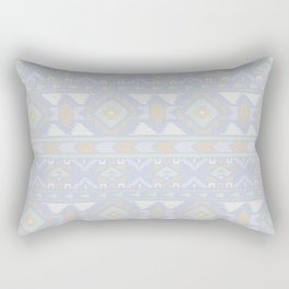 Desert Stripes No. 1 in Big Sky Rectangular Pillow