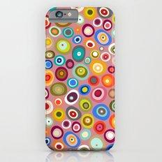 freckle spot blush Slim Case iPhone 6s