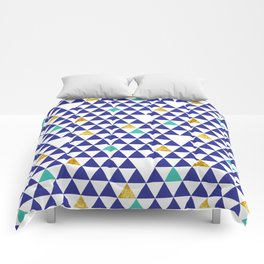 cozumel triangles Comforters