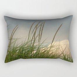 Windy // Nature Photography Rectangular Pillow