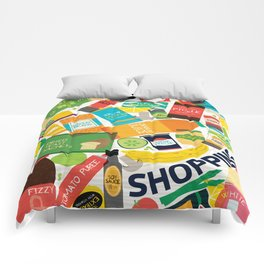 Wondercook Shopping Comforters