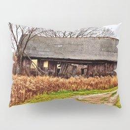 Wisconsin Old Barn 2 Pillow Sham