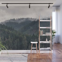 Pacific Northwest Forest - Nature Photography Wall Mural