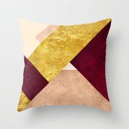 Modern Mountain No3-P3 Throw Pillow