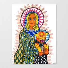 Madonna: Like Aversion Canvas Print
