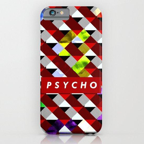 PSYCHO iPhone & iPod Case