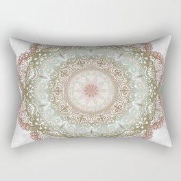 Dreamer Mandala Rectangular Pillow