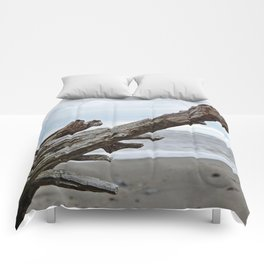 Natural Driftwood Comforters