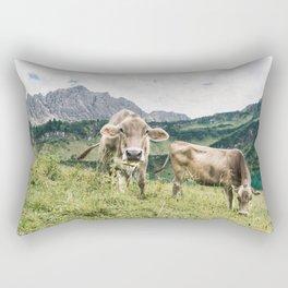HAPPY COWS Rectangular Pillow