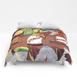 rasta & cheers Comforters