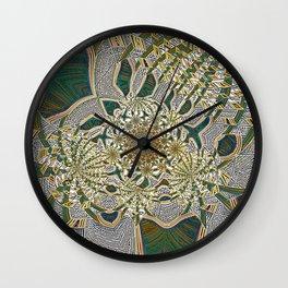 Swirlz Wall Clock