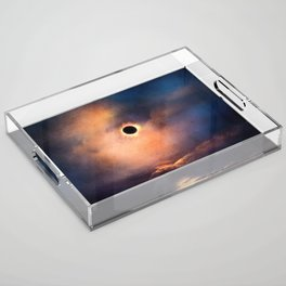 Eclipse Acrylic Tray