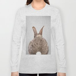 Rabbit Tail - Colorful Long Sleeve T-shirt