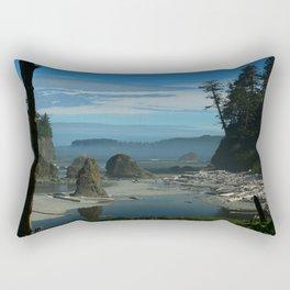 Beauty At Heart Rectangular Pillow