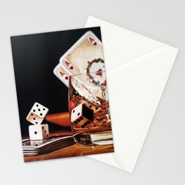 After Hours III Stationery Cards