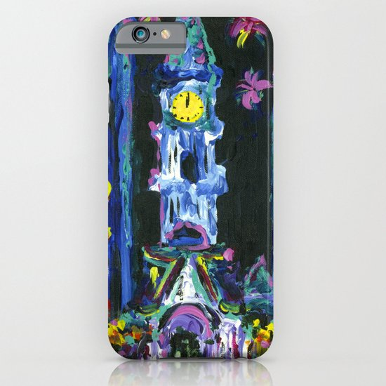 Broad Street New Years iPhone & iPod Case