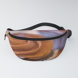 Sweet Dreams Chocolate Cupcakes Fanny Pack