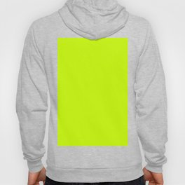 Electric lime Hoody