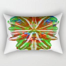 Skull of Telluric Earth Rectangular Pillow