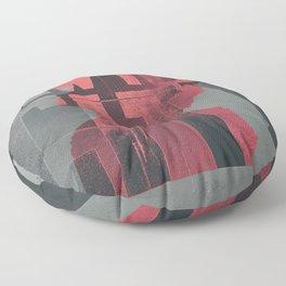 NEW YORK AFRO CITY Floor Pillow