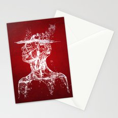 purity ring Stationery Cards