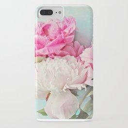 3 peonies iPhone Case