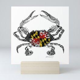 Ol' MD Mini Art Print