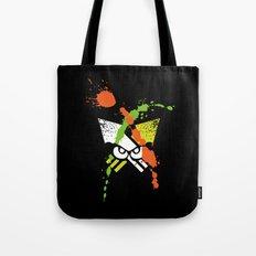 Splatoon - Turf Wars 1 Tote Bag