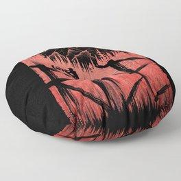 Ride  Floor Pillow