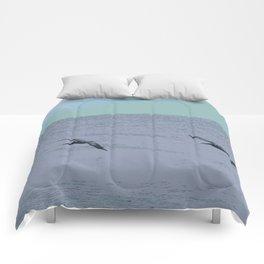 Gliding Trio Comforters