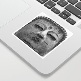 Great Buddha Sticker