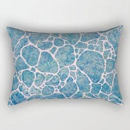 Ocean Foam Rectangular Pillow