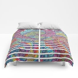 [⌐■_■] NOT ANYMORE YOU'RE NOT [⌐■_■] Comforters