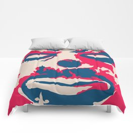 robber joker Comforters