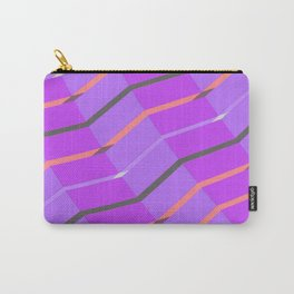 squiggly wiggly harmony magical abstract Carry-All Pouch