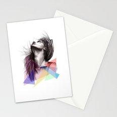 Crystalised // Fashion Illustration  Stationery Cards