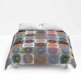 Invigorating Emergence Collection Comforters