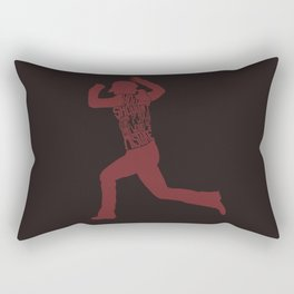 That Would Be A Mistake -Haywire Rectangular Pillow