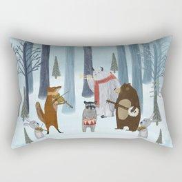 nature symphony Rectangular Pillow