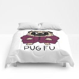 PUG FU Comforters