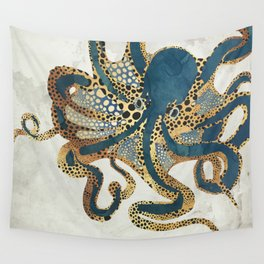 Underwater Dream VI Wall Tapestry